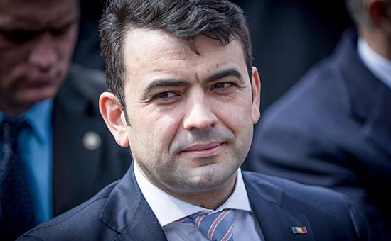 Премьер-министр Молдавии Кирилл Габурич
