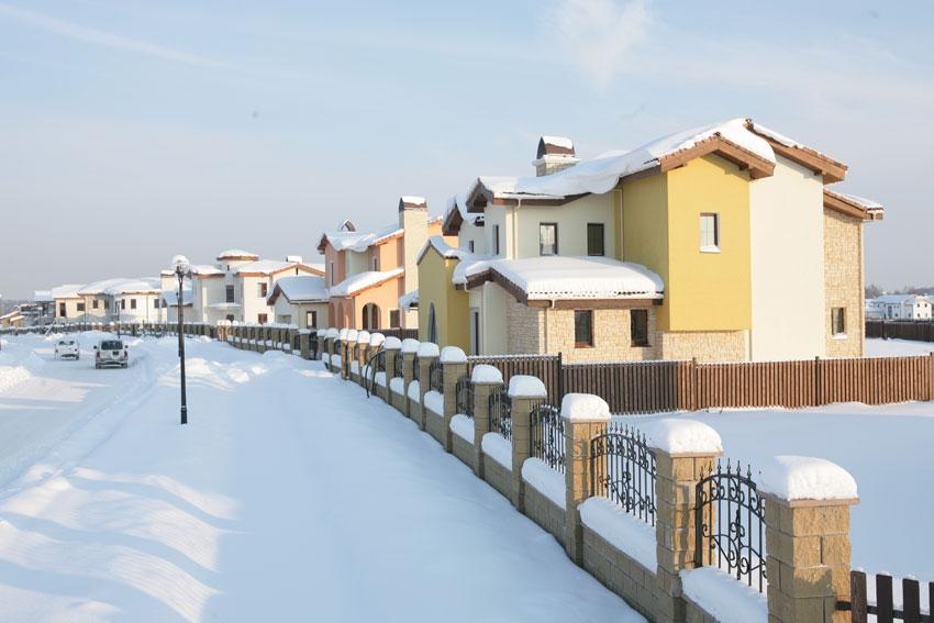 Фото: Поселок «Пестово» девелоперской компании ОПИН