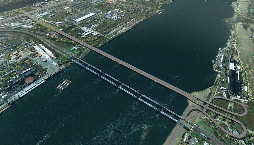 Минфин даст сотни миллионов рублей на строительство моста в Новосибирске