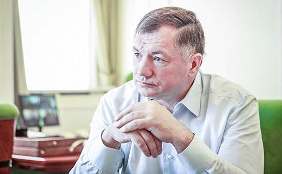 Заместитель мэра по градостроительной политике и строительству Марат Хуснуллин