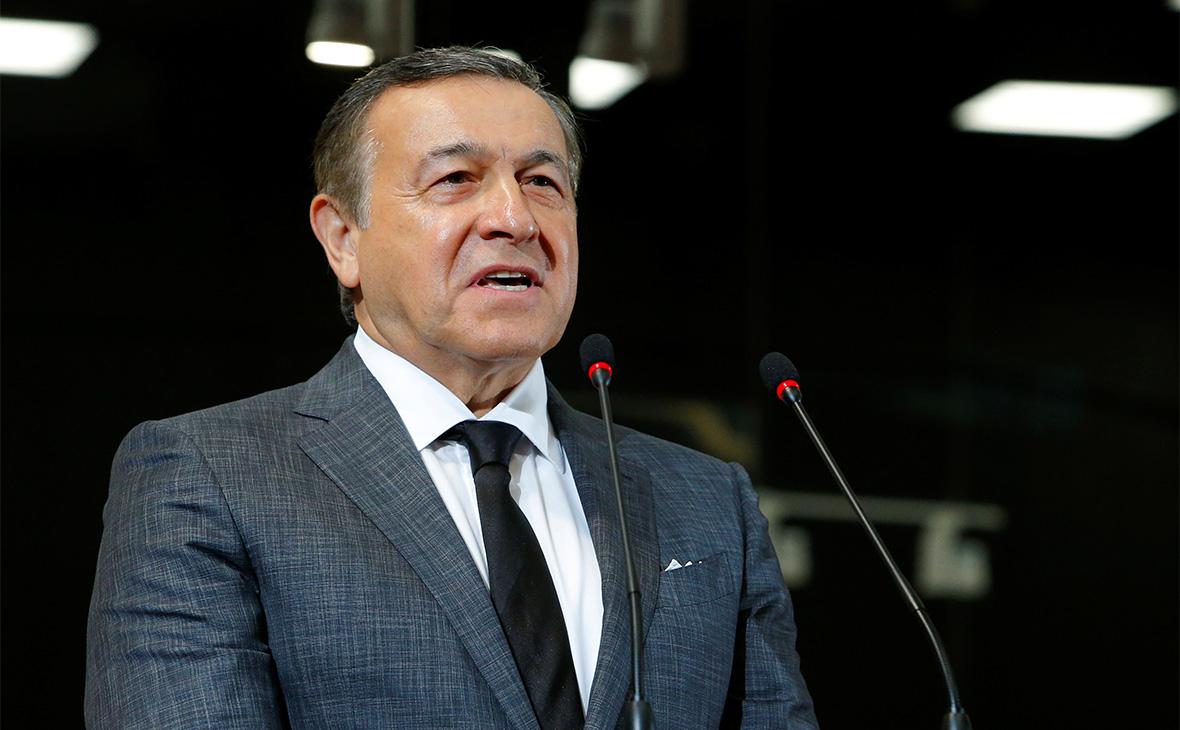 В США закрыли банковские счета компании азербайджанца Араза Агаларова