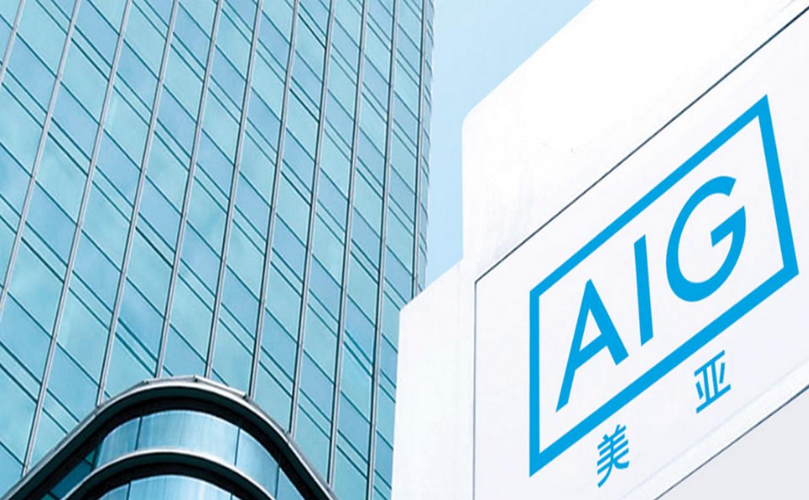 Офис AIG в Шанхае