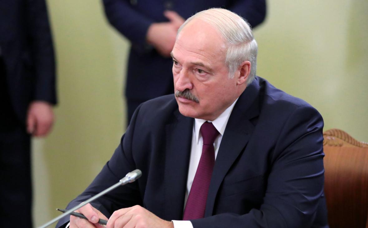 Лукашенко заявил о личном приказе разогнать воскресную акцию протеста