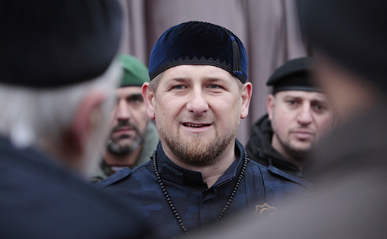 Лидер Чечни Рамзан Кадыров