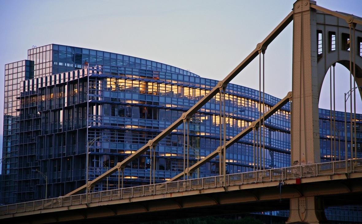 Здание Alcoa в Питтсбурге