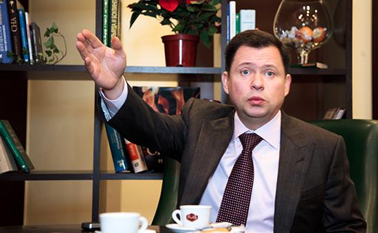 Александр Железняк