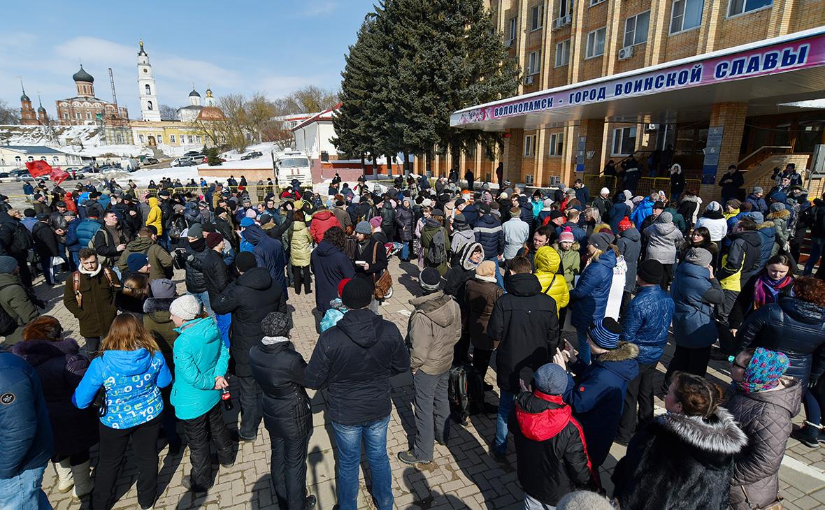 Фото:Антон Великжанин / ТАСС