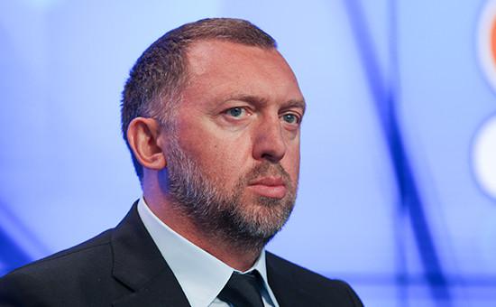 Владелец компании «Базовый элемент» Олег Дерипаска
