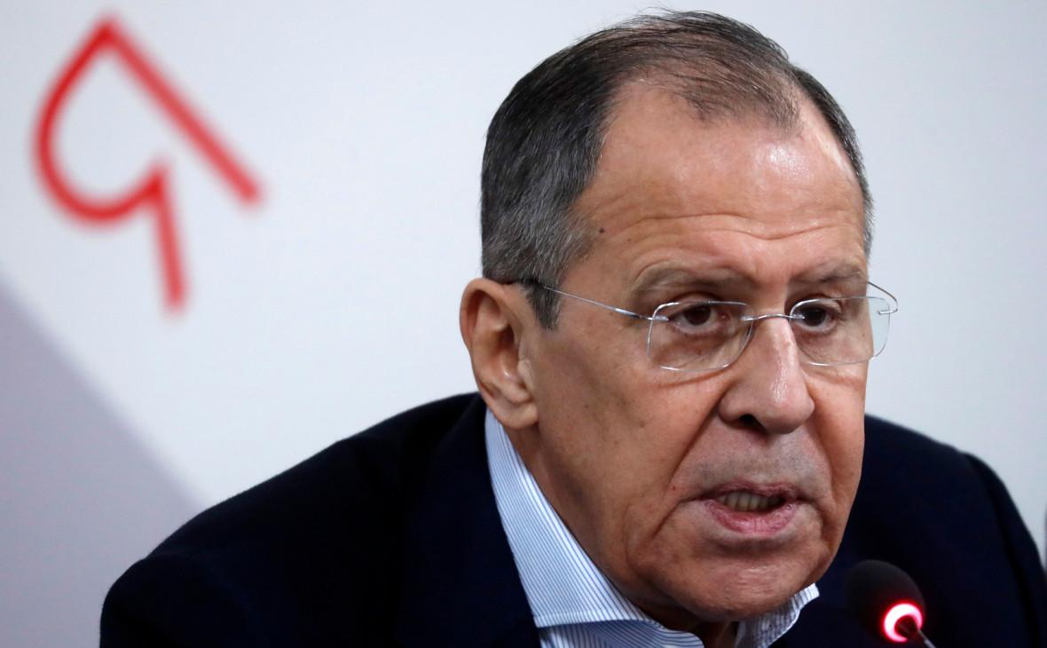 Лавров заявил о стремлении США «прижимать и топить» другие страны