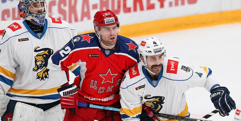 Фото:пресс-служба ЦСКА
