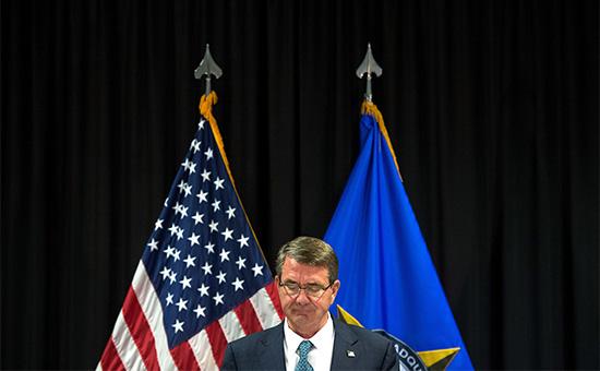 Глава Минобороны США Эштон Картер