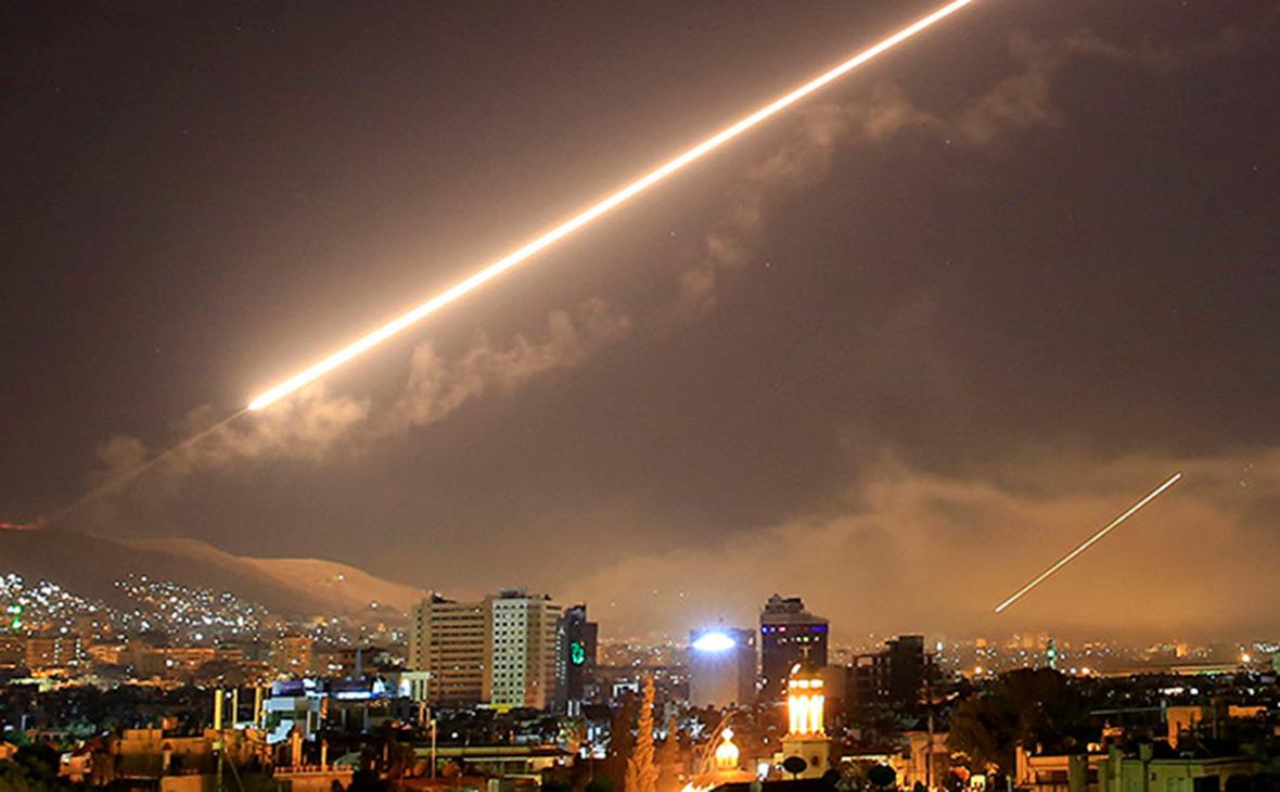 Последствия атаки коалиции США в Сирии