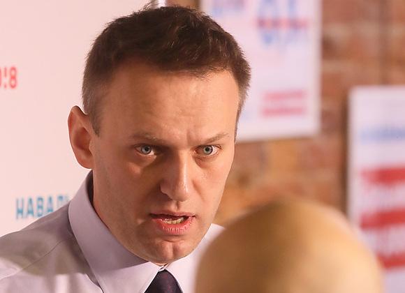Алексей Навальный, политик иоппозиционер