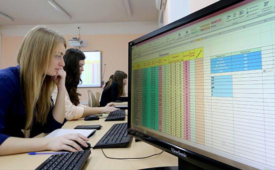 Компьютерный класс вгосударственном образовательном учреждении