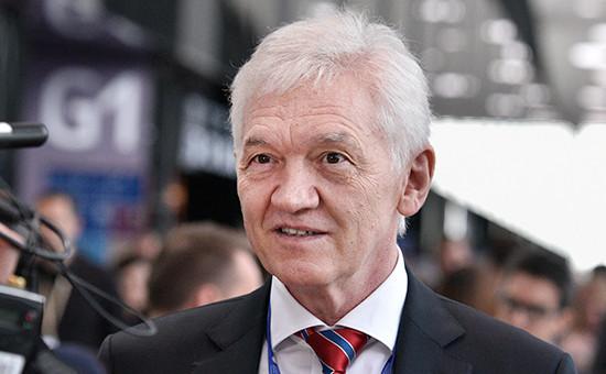Предприниматель Геннадий Тимченко