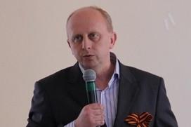Ректор Санкт-Петербургского государственного Аграрного университета Сергей Широков