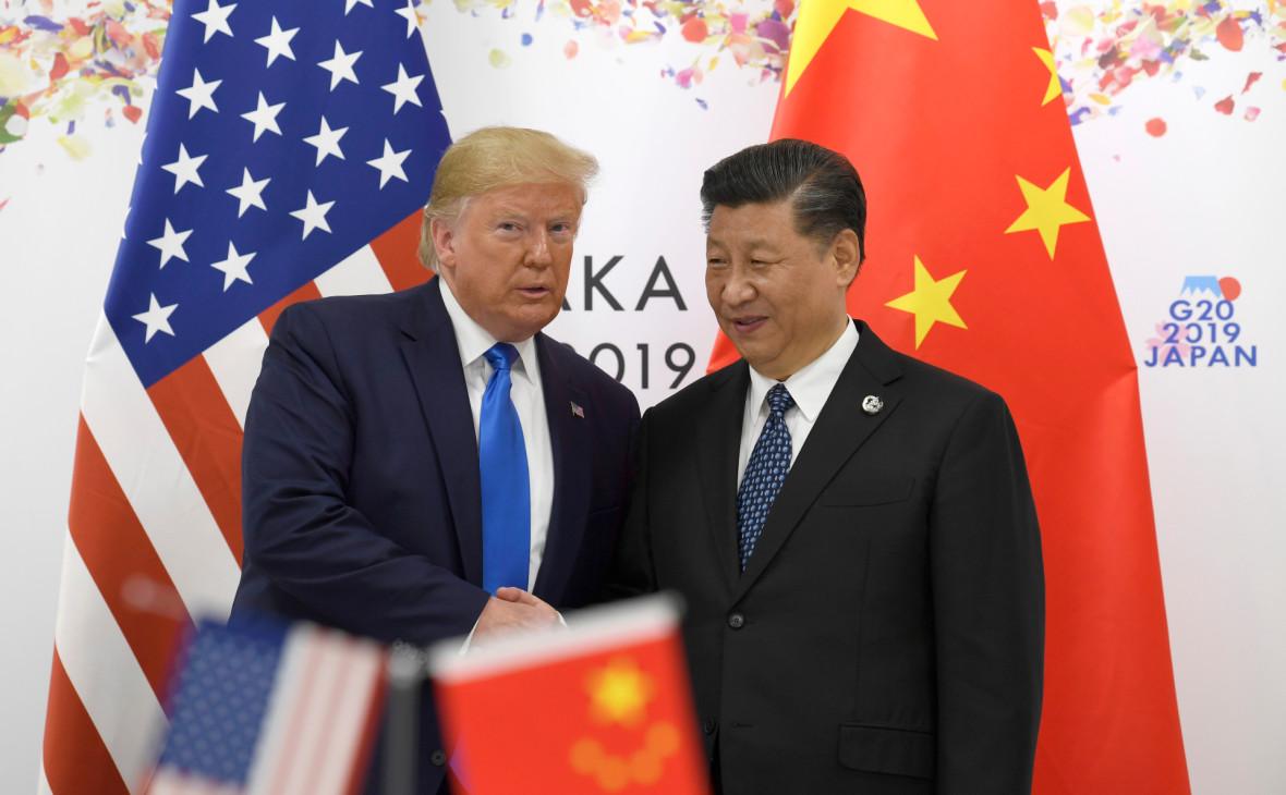 Трамп заявил об отсутствии спешки в заключении торговой сделки с Китаем