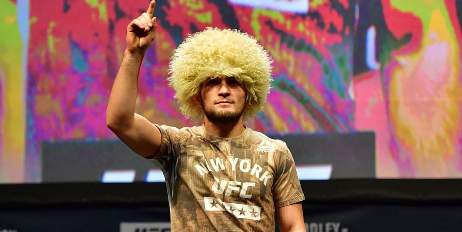 «Одноклассники» покажут бой Хабиба Нурмагомедова с Максом Холлоуэем в 4К