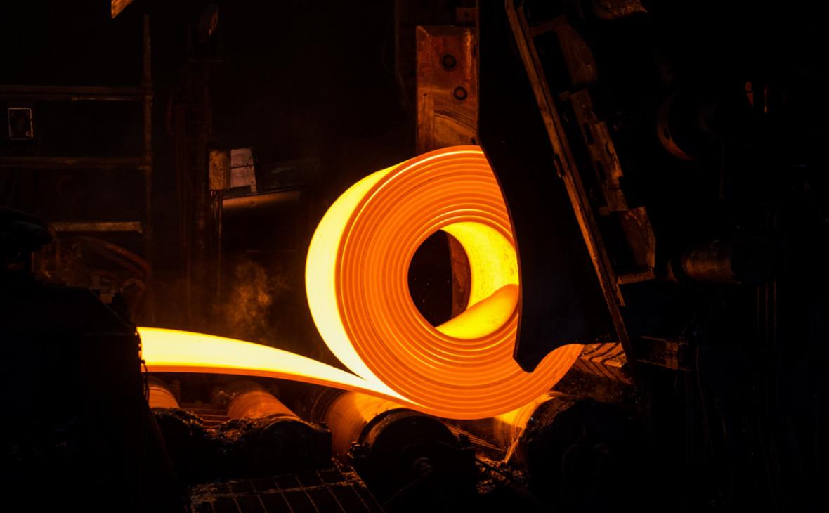 Производство горячего проката NLMK Indiana