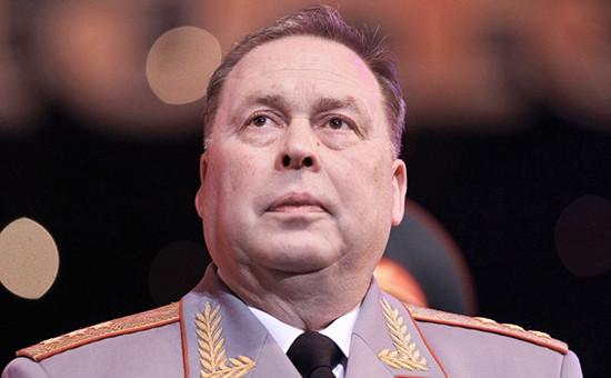 Командующий войсками ЗВО, генерал-полковник Анатолий Сидоров