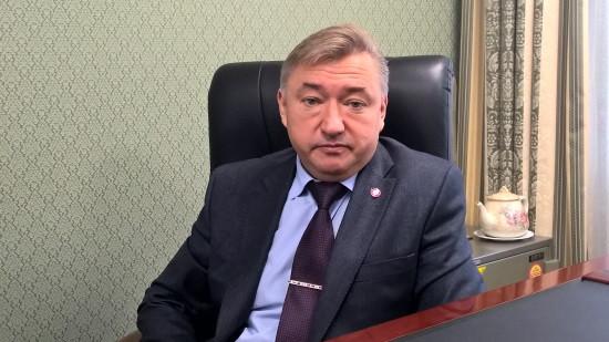 Директор Череповецкого литейно-механического завода Владимир Боглаев
