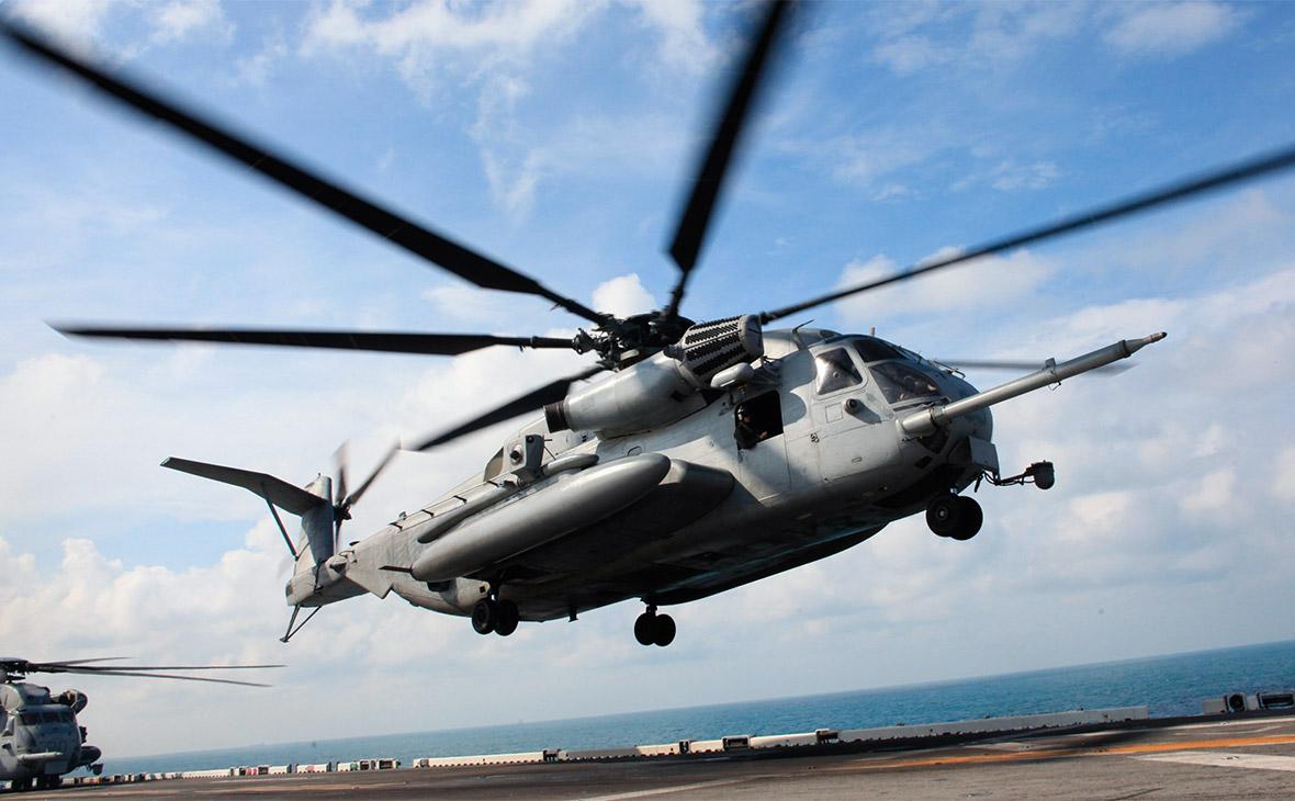 Вертолет CH-53E