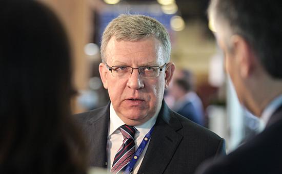 Председатель Комитета гражданских инициатив, заместитель председателя Экономического совета припрезиденте РФ Алексей Кудрин