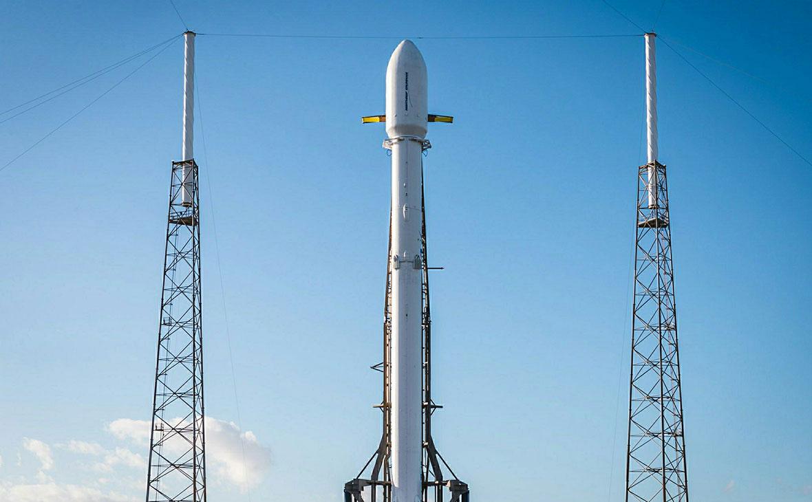 Фото: SpaceX / twitter.com / Global Look Press