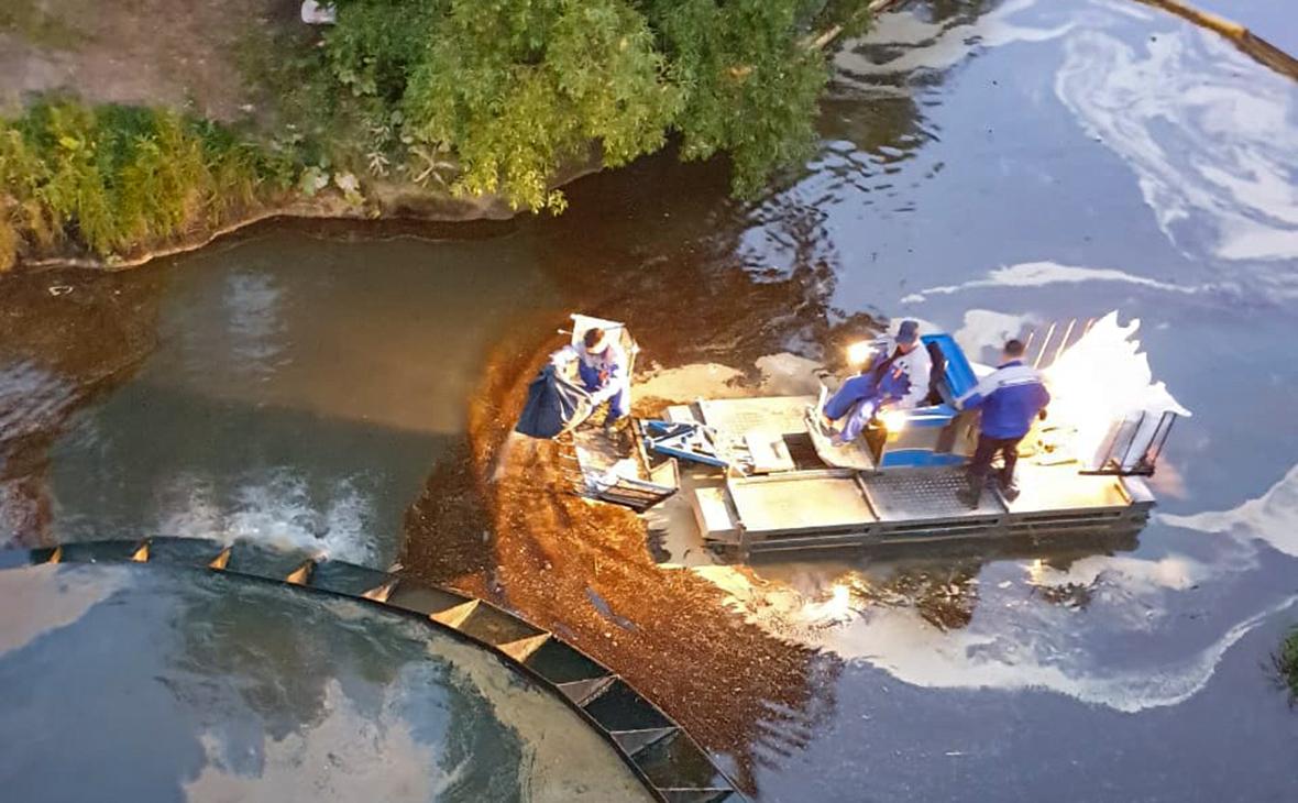 Фото: Федеральное агентство водных ресурсов