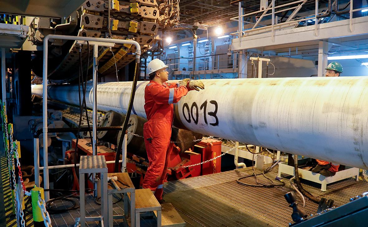 Подрядчик «Газпрома» самостоятельно достроит «Турецкий поток» в Сербии