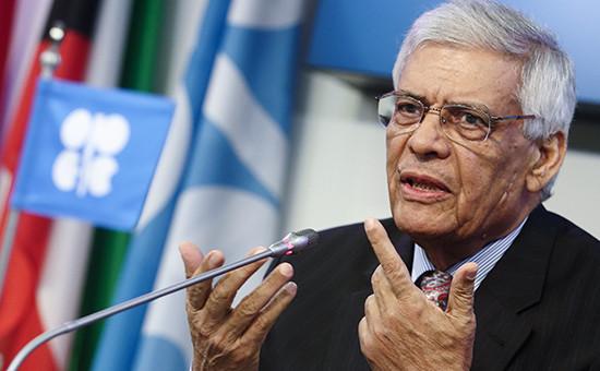 Генеральный секретарь ОПЕК Абдулла аль Бадри