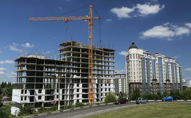 Строительство жилого многоквартирного дома
