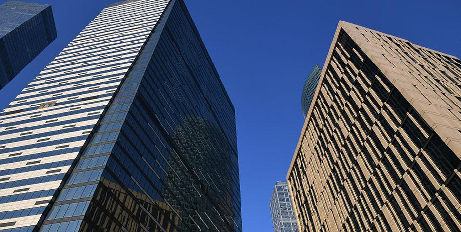 Многофункциональный комплекс «IQ-квартал» в ММДЦ «Москва-Сити»