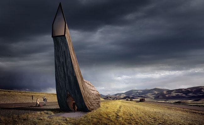 Фото:Kamvari Architects