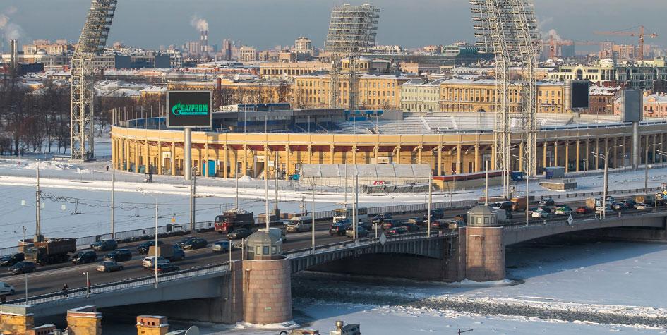 Два матча 22-го тура чемпионата России перенесли в другие города