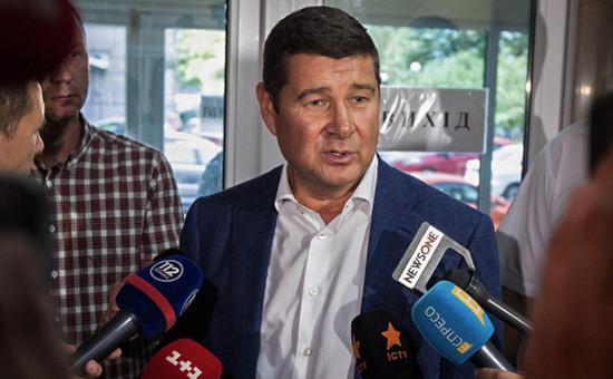 Бывший депутат украинского парламента Александр Онищенко