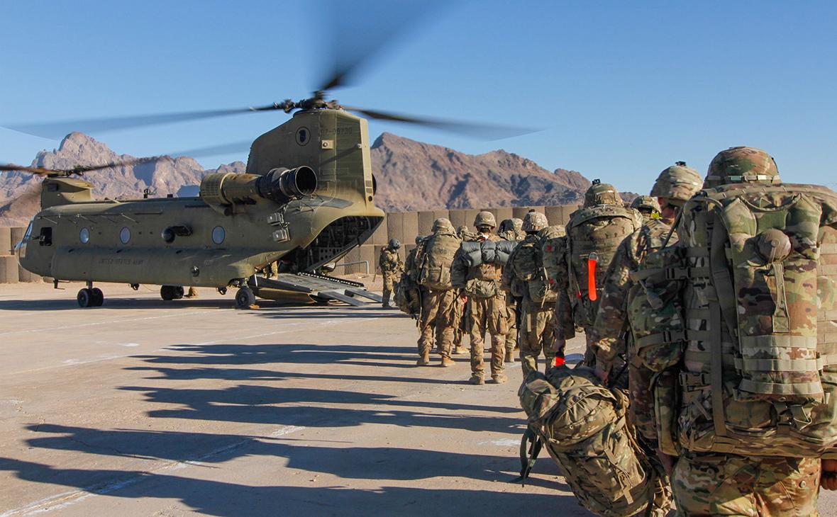 Фото:Verniccia Ford / U.S. Army / Reuters