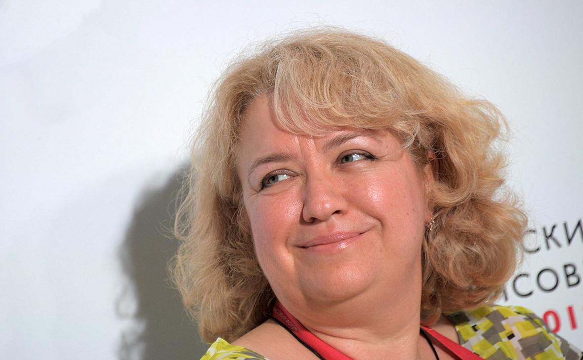 Елена Чернякова
