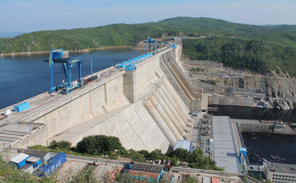 Фото: Бурейская ГЭС (Фото: «РусГидро»)