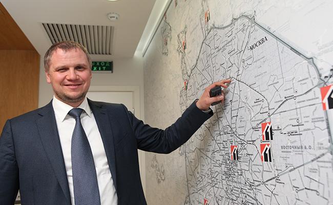 Бывший глава группы компаний «Мортон» Александр Ручьев