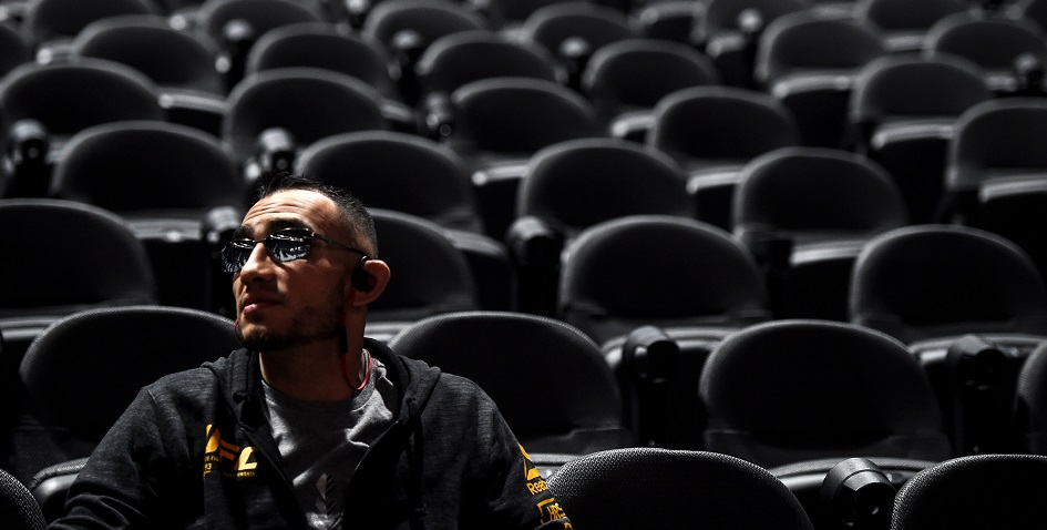 Боец UFC Тони Фергюсон