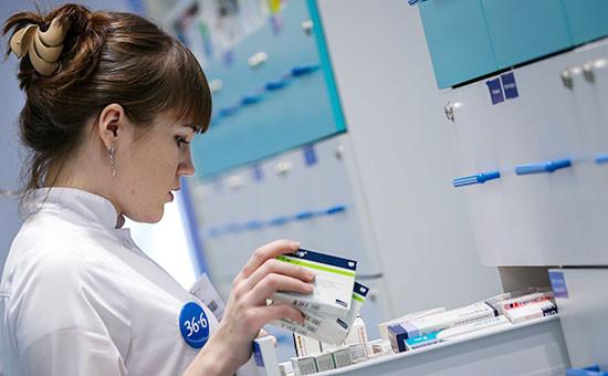 Аптечный гипермаркет сети «36,6» вМоскве