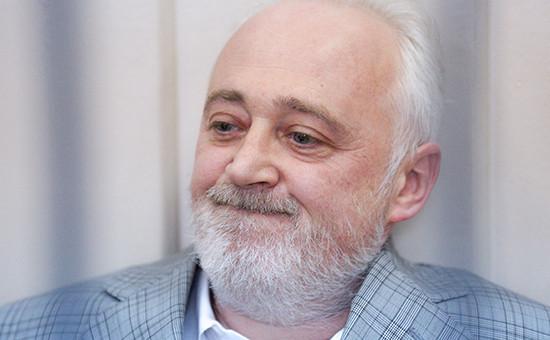 Бывший глава государственной корпорации «Роснанотех» Леонид Меламед