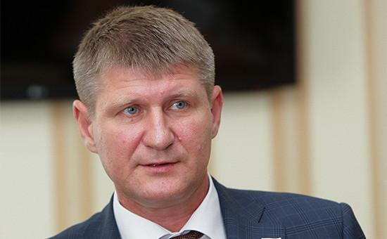 Первый вице-премьер правительства Крыма Михаил Шеремет