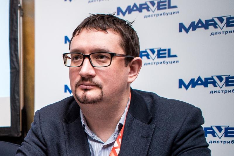 Генеральный директор «Марвел-Дистрибуции» Алексей Мельников