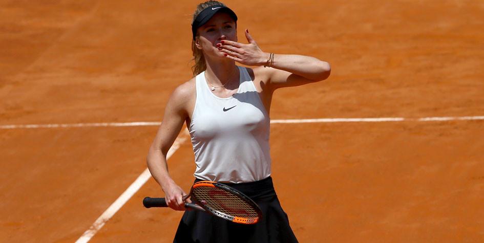 Элина Свитолина разгромила первую ракетку мира в финале турнира в Риме