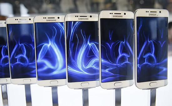 Флагман Samsung Galaxy S6 Edge