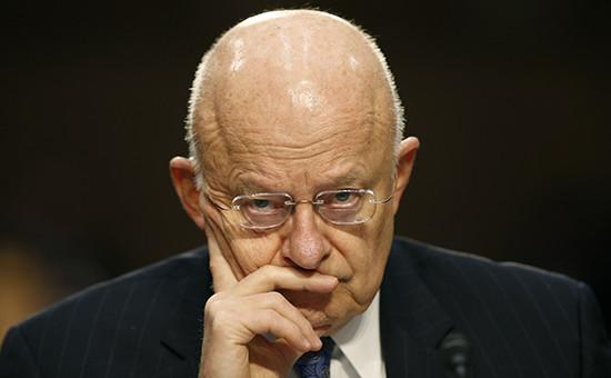Директор Национальной разведки США Джеймс Клеппер