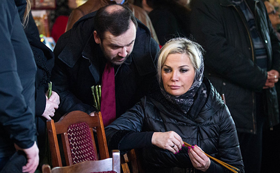 Илья Пономарев и Мария Максакова