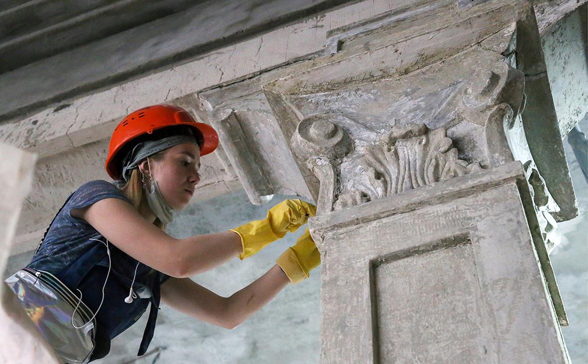 Аттестация архитекторов-реставраторов